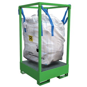 Strutture porta big bag