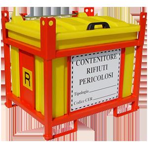 Contenitori per rifiuti speciali