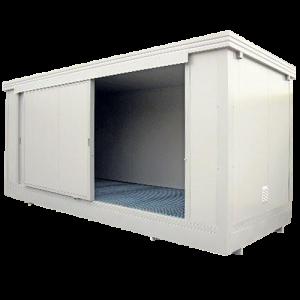 Container coibentati